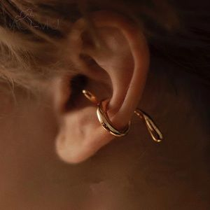 Earcuff 14k gold plated